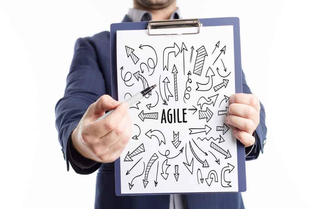 Gregor Heilmaier, Team, Zusammenarbeit, agil, Digitalisierung, Scrum, New Work